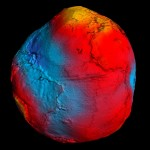 Geoid. Quelle: ESA